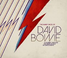DAVID BOWIE : THE MANY FACES OF (3 disc set)  (CD) Sealed