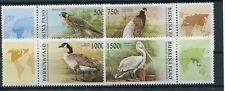 Burkina Faso 1406/09 ZF postfrisch / Vögel ...............................1/3842