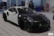911 GT2RS Style Unpaint Side Vents Fender Fits Porsche 991.1&991.2 Carrera