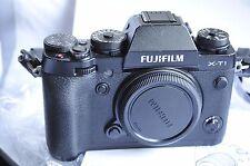 Fujifilm X series X-T1 16.3MP Digitalkamera - Schwarz, Blitz EF-X8, OVP