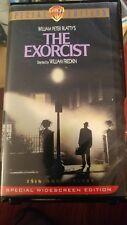 THE EXORCIST. VHS 25th Annv Special Edition  Linda Blair Ellen Burstyn VHS RARE