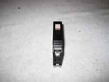 Cutler Hammer 15 Amp METAL FOOT  CH115 Full Notch Circuit Breaker