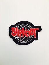 Slipknot Patch Rock Metal Grunge Alternative Punk