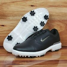 NIKE AIR ZOOM VICTORY PRO GOLF SHOES MENS SIZE 12 BLACK WHITE SILVER AR5577-001