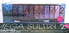 Technic MEGA SULTRY 2 - 12 Shade Eyeshadow Palette ❤ Blue Brown Beige Cream ❤