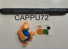 FIBBER FOX (Personaggio) K96-57 smontabili Yogi bear kinder sorpresa 1995