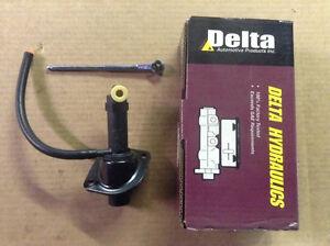 NEW Delta Q85012 Clutch Master Cylinder | Fits 92 Ford Aerostar