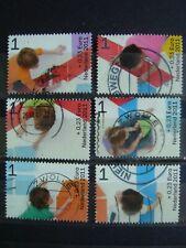 serie  kinderzegels  2011  gebruikt