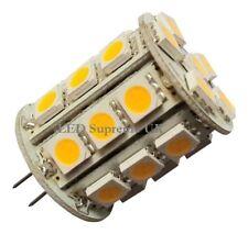 G4 27 SMD LED 12V (10-30V DC / 12-18V AC) 4.5W 270LM Warm White Bulb ~40W