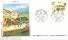 1987**FDC 1°JOUR!!**JOURNEE TIMBRE-MALLE POSTE BERLINE**TIMBRE Y/T 2468