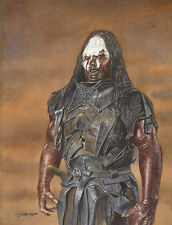 Lord Of The Rings Lurtz Orc Art Print