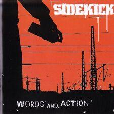 Sidekick - Words And Action CD MADBALL EMPOWERMENT CRO-MAGS BAD BRAINS