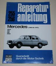 Repair Manual Mercedes/8 W114 230.6/250/280/280 E, Bauj. 1968-1975