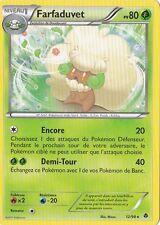 Farfaduvet -Noir&Blanc:Pouvoirs Emergents-12/98-Carte Pokemon Neuve France