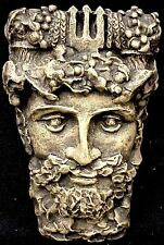 Neptune Face Wall Plaque Home Garden Decor 10033
