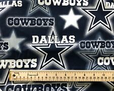Dallas Cowboys *** New Updated Print** 100% Cotton Fabric Just Released