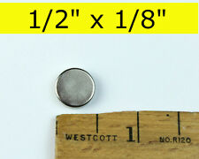 25 Pack - Neodymium Rare Earth Magnets 1/2
