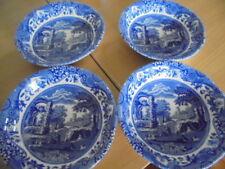 BNWT Spode Blue  Italian cereal desert bowls x 4