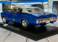 1971 Chevrolet Chevelle SS 454 Classic Maisto 1:18 Diecast Model Collectible Car