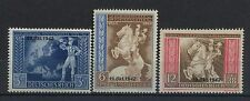 Germany 1942 SG#813-5 Postal Union Optd MNH Set