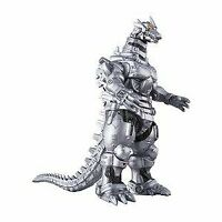 Godzilla Movie Monster Series Mechagodzilla 2004 Figure 17cm 6.7inch