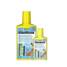Tetra Filter Active for Fish Tank Aquarium Freshwater 100ml  Maintain Clean