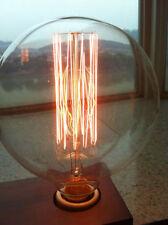 Vintage Vetro E27 Globe Edison Light Bulb Lamp Incandescent 60W 220V G125