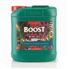 Canna Boost Accelerator 10 Liter 10L Bloom Nutrient Enhancer Flowering
