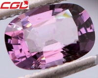VVS! PRECISION CUT! 1.69 CT Lavender Spinel (Burma) | FREE SHIPPING!