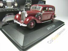 Mercedes benz 260 D (w138) 1936-1940 1/43 IXO pct (Burgundy)