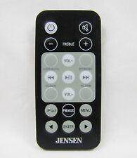 Jensen JEN002 Genuine I-Pod Docking Station Remote Control - Guaranteed