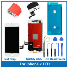 iPhone 7 Replacement 3D Touch Screen LCD Digitizer Display Assembly White & Tool