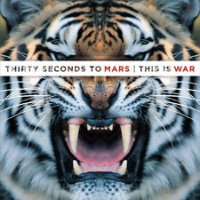 30 SECONDS TO MARS THIS IS WAR CD NEW