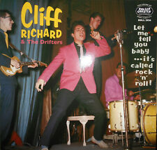 "CLIFF RICHARD & THE DRIFTERS  25CM ROLLER COASTER  ""LET ME TELL YOU BABY""  [UK]"