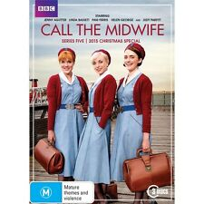 CALL THE MIDWIFE:Series 5-Region 4-New AND Sealed-3 Dics Set-TV Series
