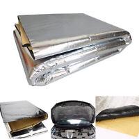 Cn _ Voiture Coupe Moteur Épaisse Aluminum Aluminium Sonde Isolation Thermique
