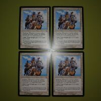 "Zhalfirin Commander x4 Time Spiral ""Timeshifted"" 4x Magic the Gathering MTG"