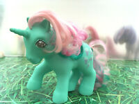 My Little Pony G1 Fizzy Twinkle Eye Vintage Toy Hasbro 1985 Collectibles MLP *