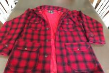 Vintage Woolrich Hunting Jacket Wool Excellent Condition