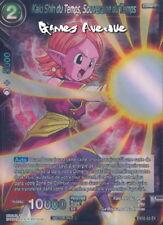 Dragon Ball Super Card Game ! Kaio Shin du Temps, Souveraine EX02-03 VF/FOIL