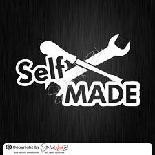 0188 | SELF MADE  Aufkleber Sticker | OEM DUB JDM