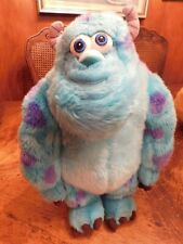 "Toy~Walt Disney Store Auth. Monster's Inc Sully 16"" Plush Pixar Stuffed Animal"