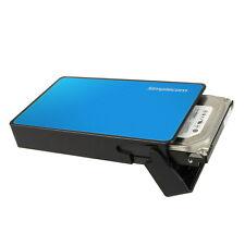 Simplecom Se325 Tool 3.5inch USB 3.0 Hard Drive Enclosure Blue