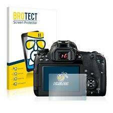 Canon EOS 77D Schutzpanzer Glass Foil 9H Foil Display Glass Protection Film