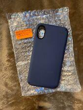 Speck Presidio Pro - iPhone XS / X - Eclipse Blue/Carbon Black