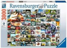 Ravensburger 16018 VW Campervan Moments 3000 Piece Puzzle