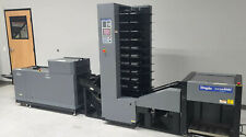 Duplo System 5000 Air Feed Collator Amp 3500 Automated Booklet Maker Horizon Mor