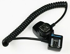 Flashpoint TTL-Off Camera Flash Cord for Canon EOS - 3' #FP-OCC-EOS - FREE SHIP