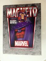 MARVEL BOWEN MAGNETO BUST LOW#24/600 MIB X-MEN RAR(GOLD BLUE UNCANNY ASTONISHING