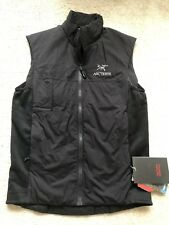 New!  Arc'Teryx Men's Atom LT Vest Black Size Small